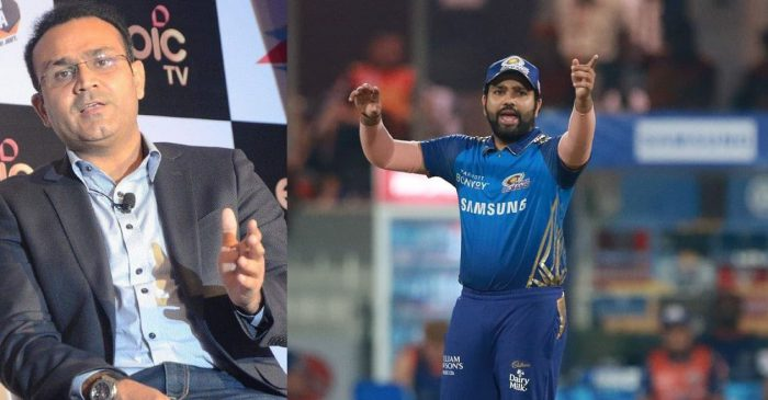 Virender Sehwag criticizes selectors over non-inclusion of 'fit' Rohit Sharma for Australia tour