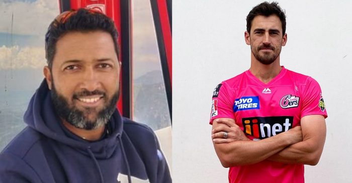 Wasim Jaffer asks Mitchell Starc to join KXIP for IPL 2021 by using a 'Mirzapur' meme