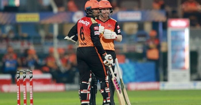 IPL 2020 – Twitter reactions: SRH's Warner and Saha annihilate MI by 10 wickets to qualify for the playoffs