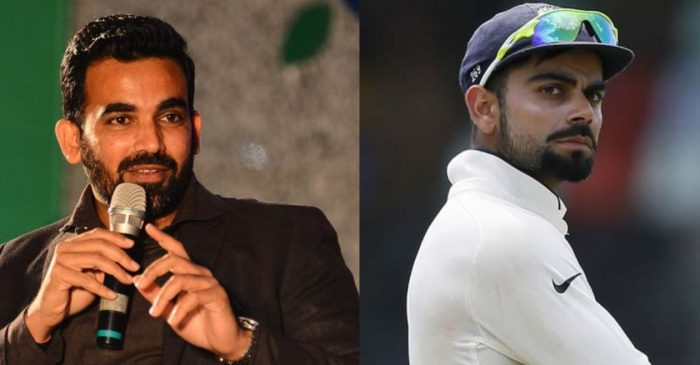 """Zaheer Khan responds to Virat Kohli's """"there is no proper communication in Rohit's case"""" statement"""