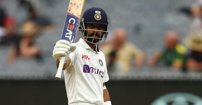 Twitter reactions: Ajinkya Rahane's masterclass century put India on top in second Test