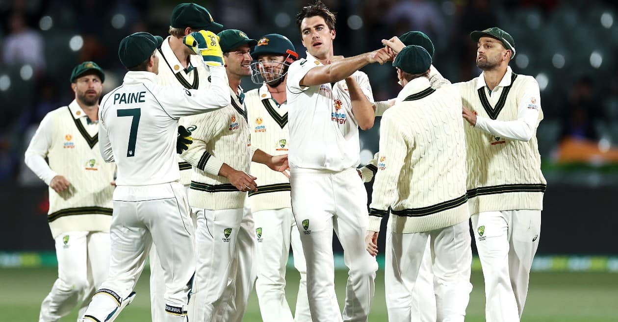 Twitter reactions: Australia stuns India to seal the first Pink-Ball Test