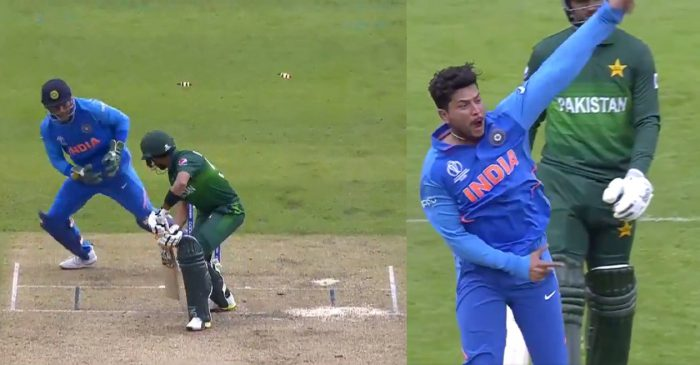 Birthday Special: WATCH – Kuldeep Yadav's peach of a delivery to dismiss Babar Azam at CWC 2019