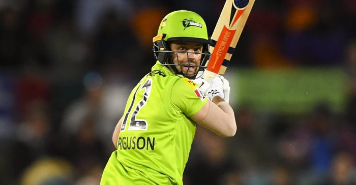 Twitter reactions: Callum Ferguson propels Sydney Thunder to 7 wicket win over Perth Scorchers