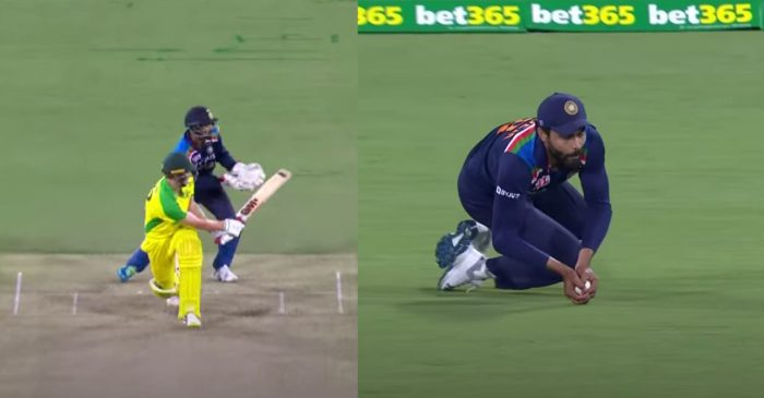 AUS vs IND – WATCH: Ravindra Jadeja takes an exceptional catch in the deep to remove Cameron Green