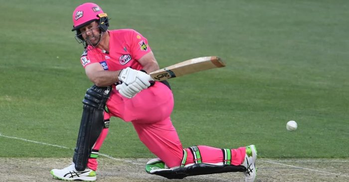 WATCH: Daniel Christian smashes the fastest fifty of BBL 2020-21