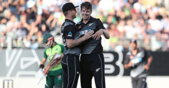 Twitter Reactions: Debutant Jacob Duffy rattles Pakistan as New Zealand wins the first T20I in Auckland