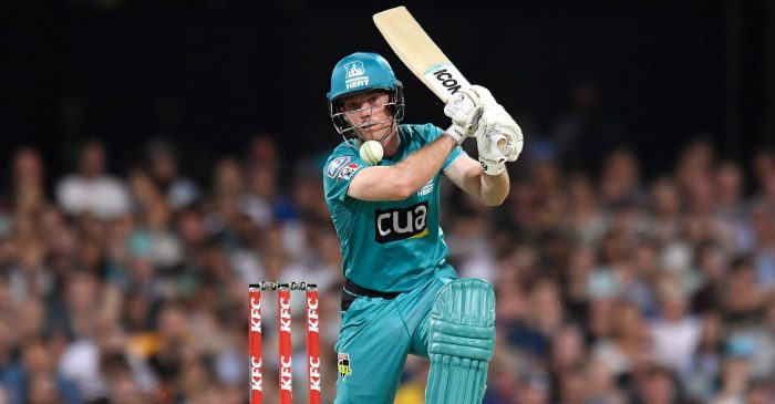 Twitter reactions: Jimmy Peirson's magical knock in vain as Adelaide Strikers beat Brisbane Heat by 2 runs