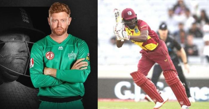 Jonny Bairstow withdraws his name from the upcoming BBL season; replacement announced