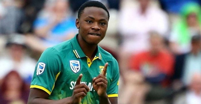 Kagiso Rabada ruled out of upcoming ODI series against England