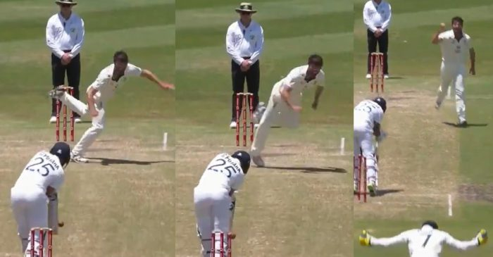 AUS A vs IND A: WATCH – Michael Neser cleans up Cheteshwar Pujara with an absolute jaffa on Day 3