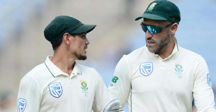 Cricket South Africa announce squad for two-match Test series against Sri Lanka