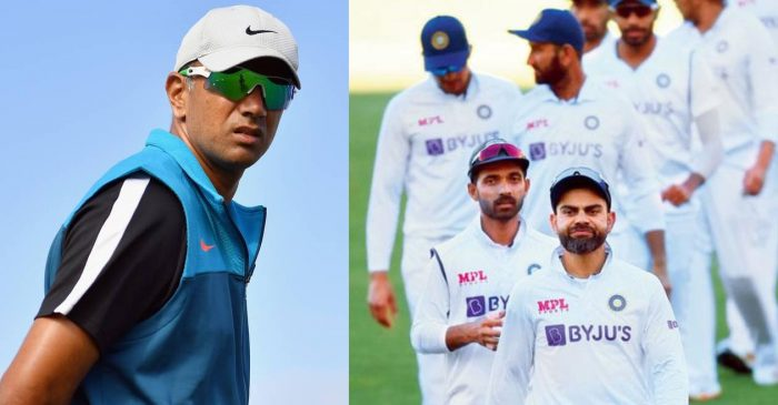 Rajeev Shukla reveals whether Rahul Dravid will fly to Australia to help Team India