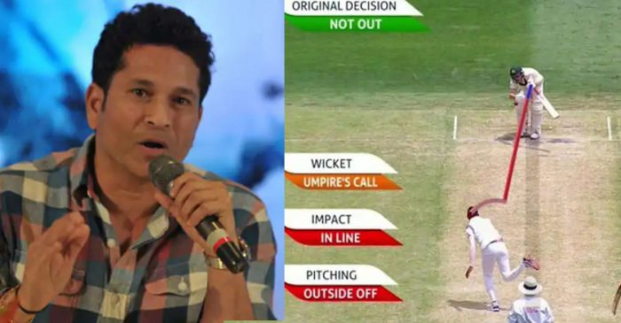 Sachin Tendulkar requests ICC to 'thoroughly' look into umpire's call in DRS system