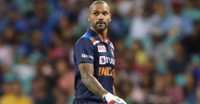 Shikhar Dhawan hits back at an Instagram user for a distasteful comment on his latest photo