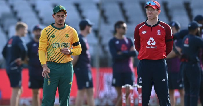 England's remaining white-ball tour of South Africa called off; here's the reason