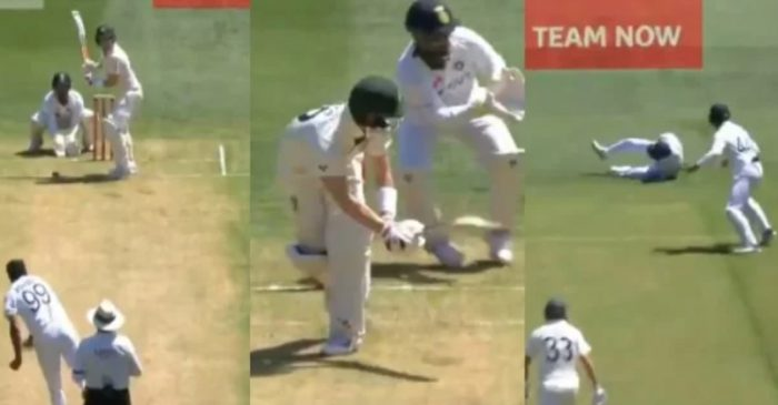 AUS vs IND: WATCH – Ravichandran Ashwin sends back Steve Smith for a duck on Boxing Day