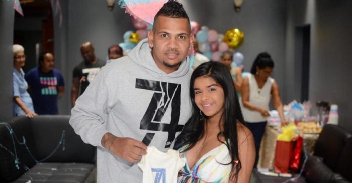 Sunil Narine announces arrival of his first baby with partner Anjellia