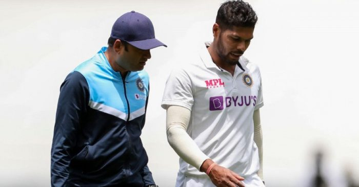 AUS vs IND: Umesh Yadav ruled out of remaining Test series; replacement announced