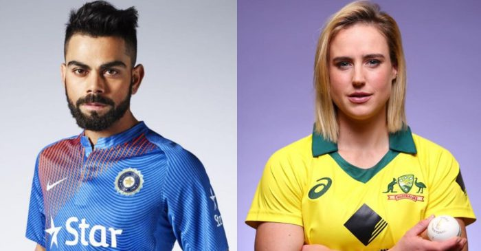 ICC Awards: Virat Kohli and Ellyse Perry sweep top honours