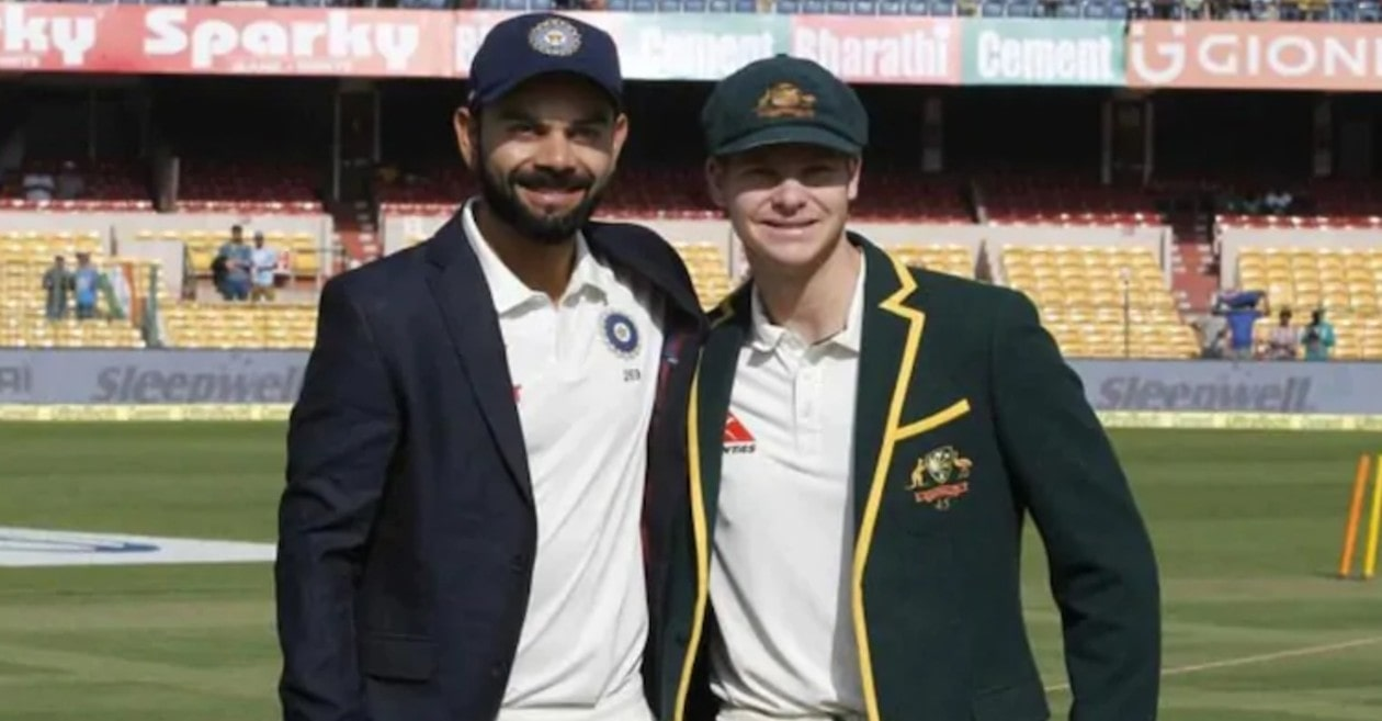 'Pass on my best to your wife': Steve Smith reveals his message to Virat Kohli after the Adelaide Test