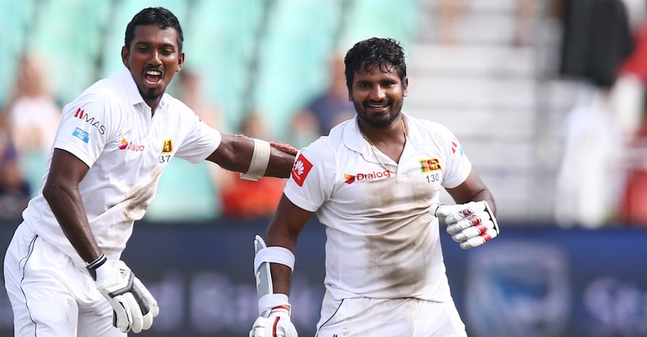 Sri Lanka announces Test squad for series against South Africa and England