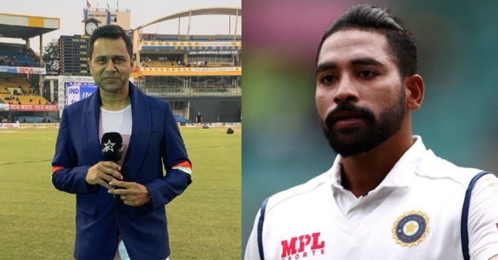 Aakash Chopra picks India's playing XI for 1st Test vs England; leaves out Mohammed Siraj