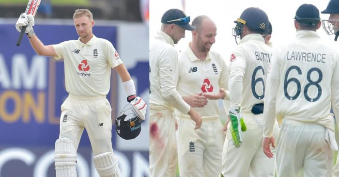 Twitter reactions: Joe Root's England thump Sri Lanka at Galle to take 1-0 lead