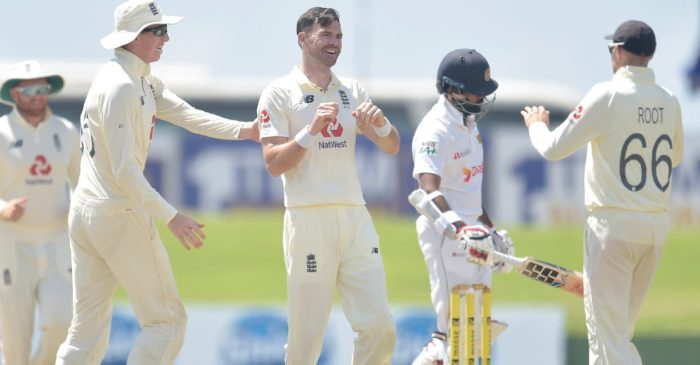 SL vs ENG: James Anderson leapfrogs Glenn McGrath's record of most fifers in Galle Test