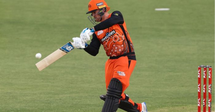 BBL 10: Jason Roy star in Perth Scorchers' dominating win over Hobart Hurricanes