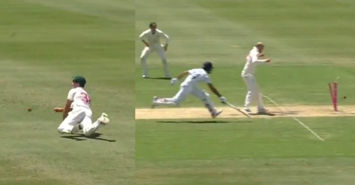 AUS vs IND: WATCH – Josh Hazlewood's incredible effort to run-out Hanuma Vihari in 3rd Test