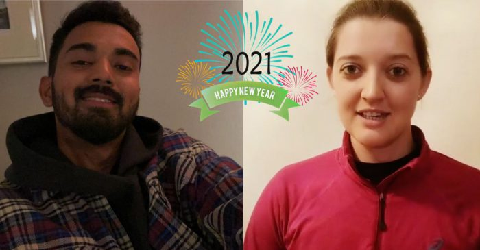 KL Rahul, Sarah Taylor and other cricketers extend New Year wishes to their fans and loved ones