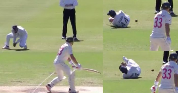 AUS vs IND, 3rd Test: Fans blast Hanuma Vihari for dropping a sitter on the second ball of Day 4