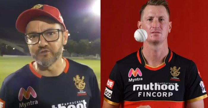 IPL 2021: Mike Hesson reveals why RCB released Chris Morris ahead of the auction