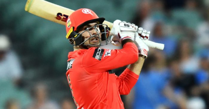 BBL 2020-21: Mohammad Nabi shines in Melbourne Renegades' thrilling win over Adelaide Strikers