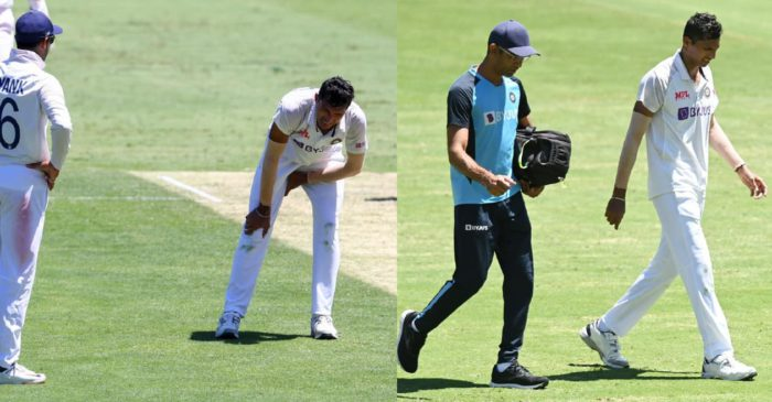AUS vs IND: Indian medical team working hard to prepare Navdeep Saini for 2nd innings of Gabba Test