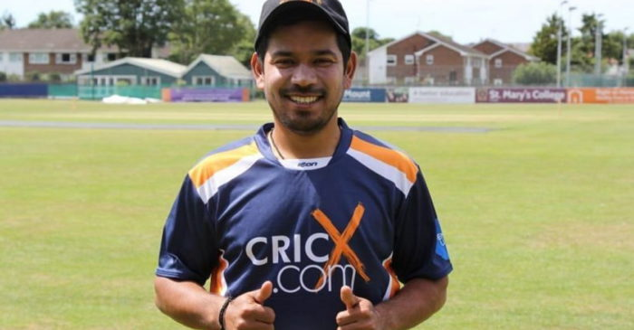 SMAT 2021: Punit Bisht creates a new Indian record for most sixes in a T20 inning