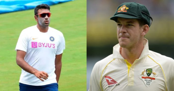 AUS vs IND: Ravichandran Ashwin brutally trolls Tim Paine after India's historic win in Brisbane Test