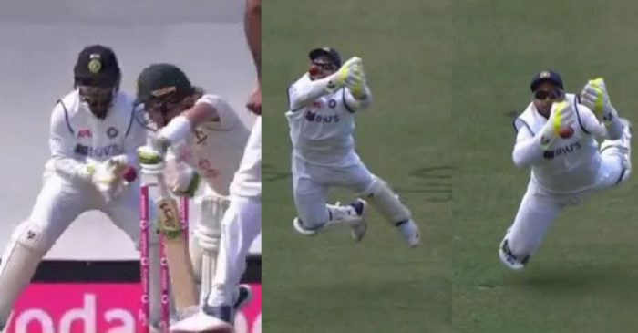 AUS vs IND: Fans slam Rishabh Pant for his poor wicketkeeping in the third Test