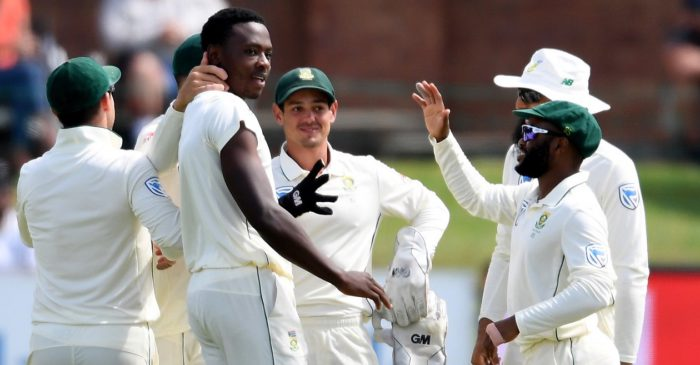 Cricket South Africa announce Proteas Test squad for Pakistan tour