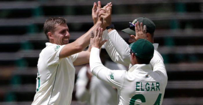 South Africa sweep the two-match series with victory over Sri Lanka in second Test