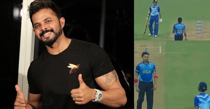 S Sreesanth wins the internet with his warm gesture after being criticised for sledging Yashashvi Jaiswal