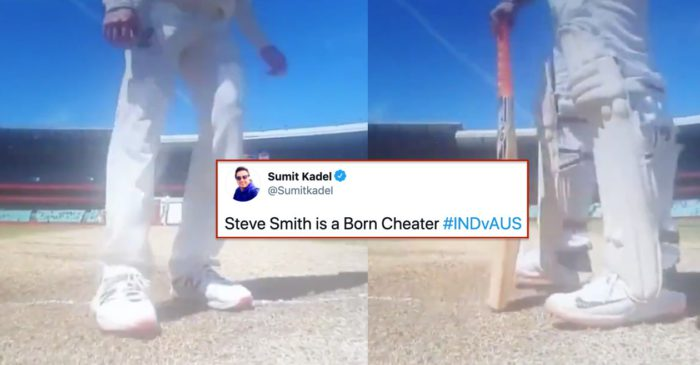 AUS vs IND: Fans bash Steve Smith for removing Rishabh Pant's guard on Day 5 of Sydney Test