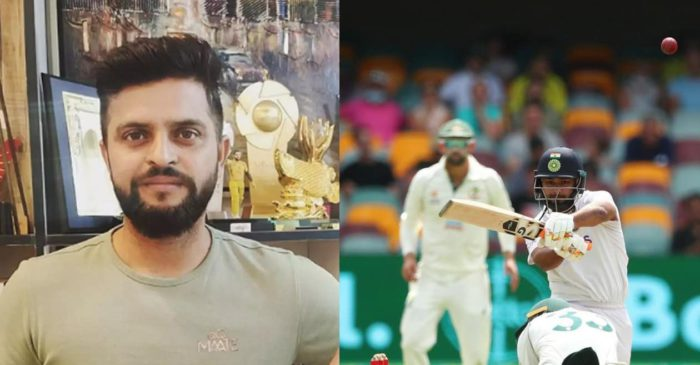 'Want to be the best wicketkeeper batsman': Suresh Raina reminiscences Rishabh Pant's words