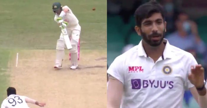 AUS vs IND – WATCH: Jasprit Bumrah outfoxes Tim Paine with peach of a delivery