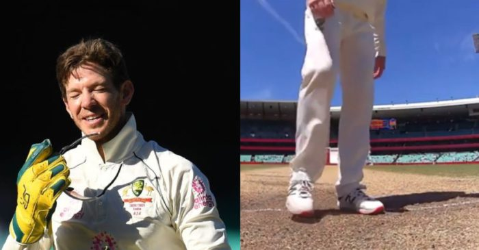 AUS vs IND: Tim Paine opines on the video of Steve Smith scuffing Rishabh Pant's guard marks at SCG