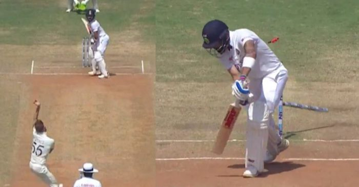 IND vs ENG: WATCH – Ben Stokes castles Virat Kohli with an unplayable delivery at Chepauk