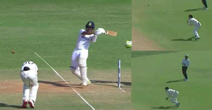 IND vs ENG: WATCH – Cheteshwar Pujara gets out in an 'unlucky' manner on Day 3 of 1st Test
