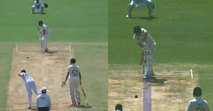 IND vs ENG: WATCH – Jasprit Bumrah traps Dan Lawrence in front to get his maiden Test wicket on Indian soil