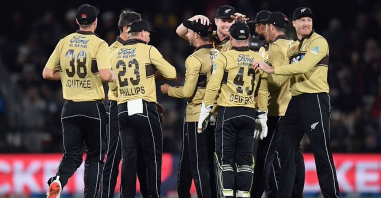 Twitter reactions: New Zealand trump Australia in the last-over thriller at University Oval